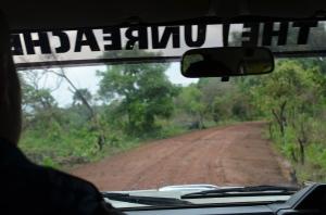 The Road to Kendila & Gilumbi